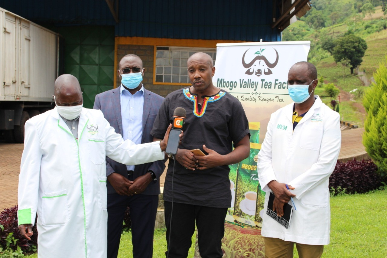 Positioning  of Kenyan Tea for Market Access