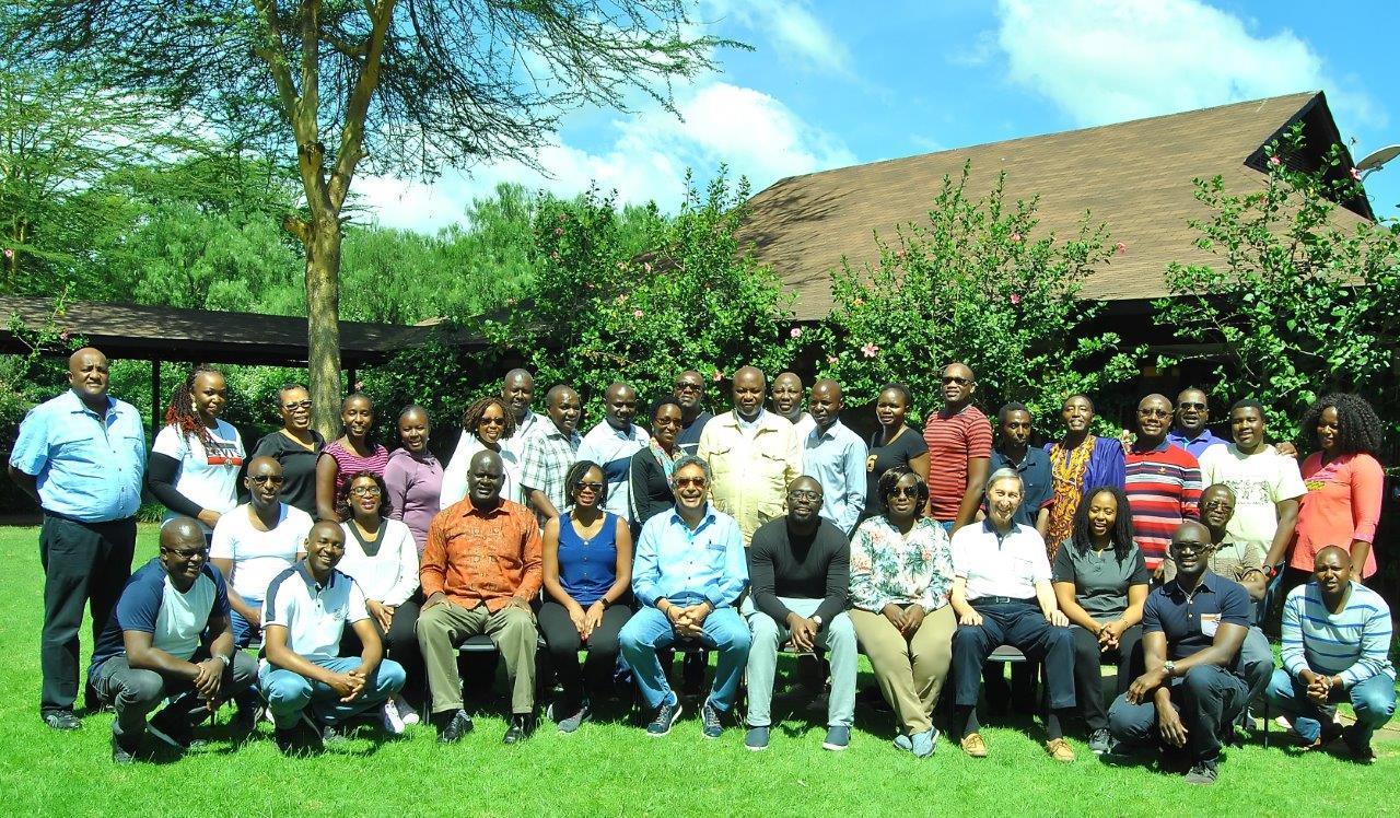 BrandKE hold a Retreat at the Great Rift Valley Lodge