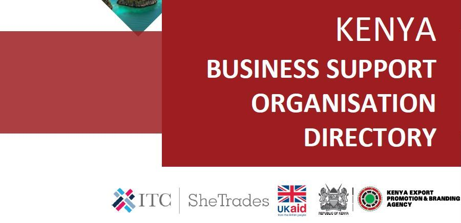 Kenya Business Support Organisation (BSO) Directory